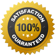 US Mow 100% Satisfaction Guarantee